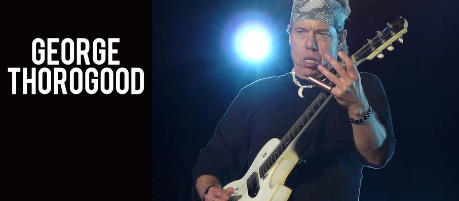 George Thorogood at Centre In The Square