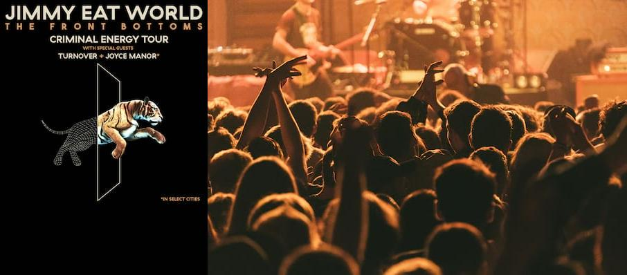 Jimmy Eat World at Elements Night Club