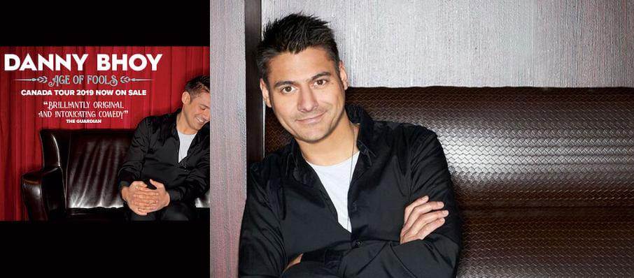 Danny Bhoy at Centre In The Square