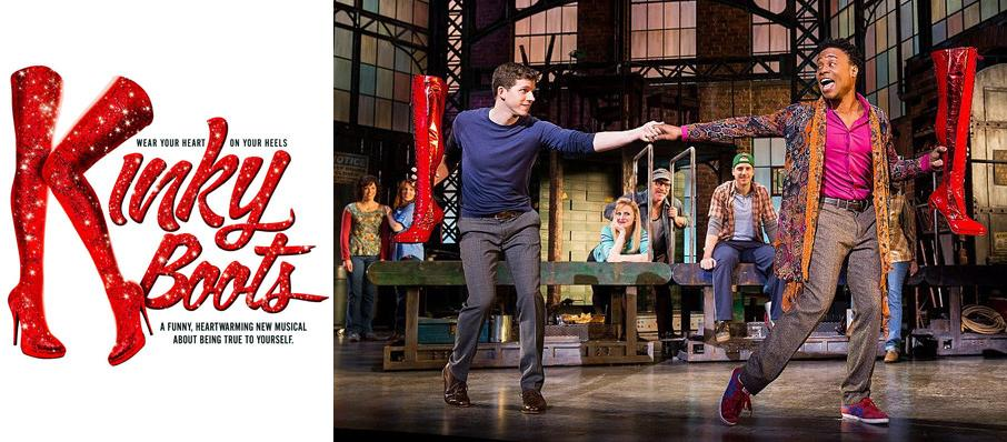 Kinky Boots at Centre In The Square