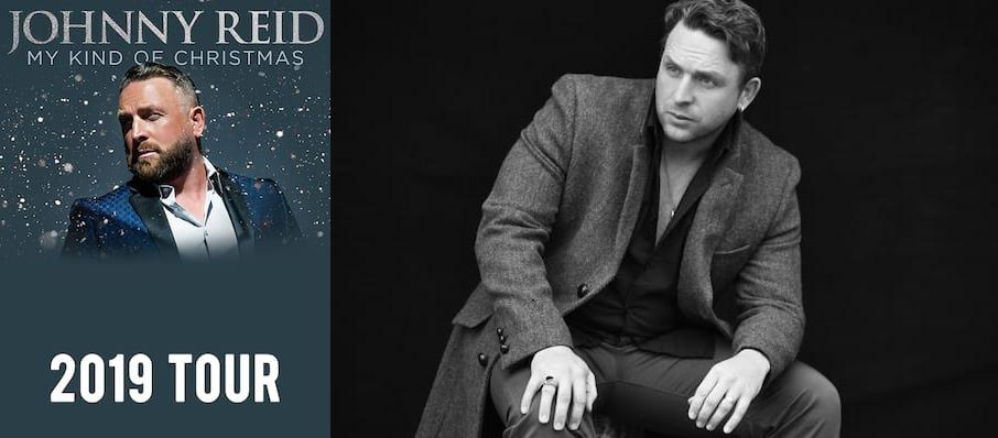 Johnny Reid at Centre In The Square