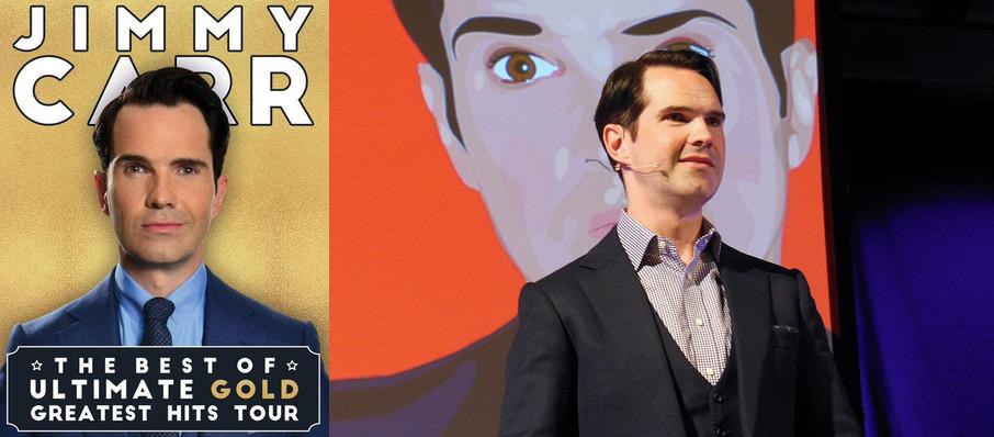 Jimmy Carr at Centre In The Square