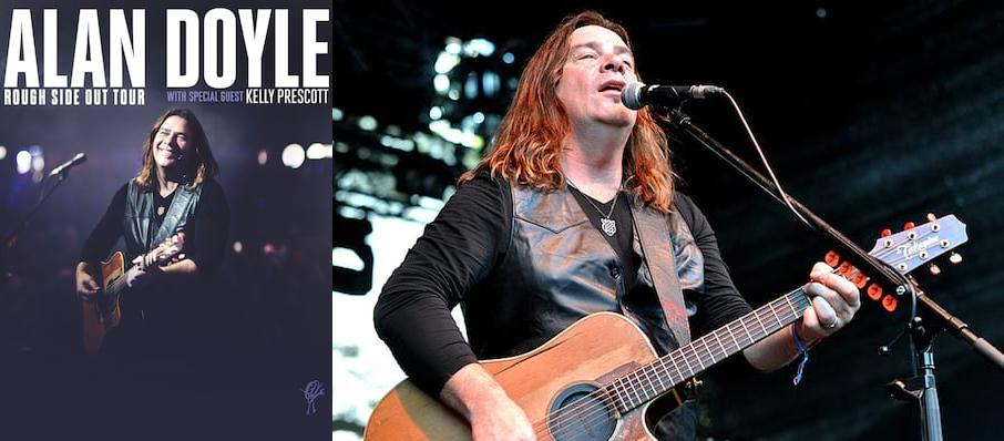 Alan Doyle at Centre In The Square