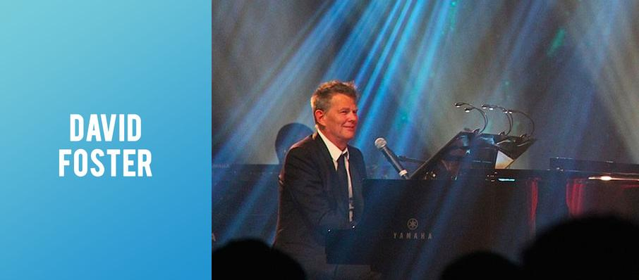 David Foster at Centre In The Square