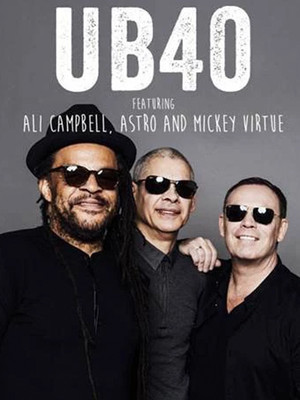 UB40, Centre In The Square, Kitchener